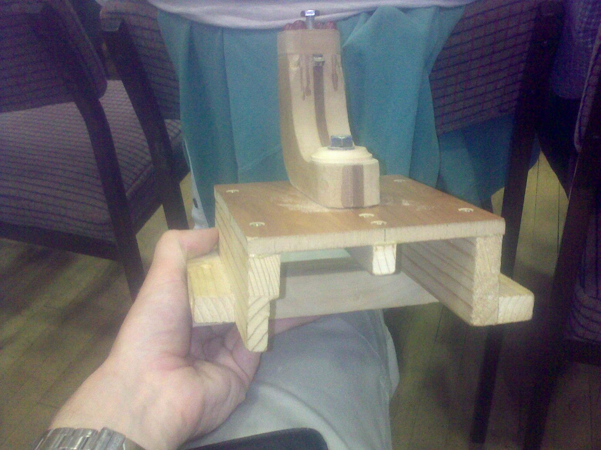 wood turning jigs