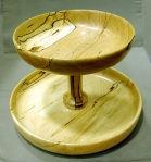 Phil Bristow, spalted beech