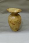 Dave Gibbard wet turning vase