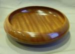 Alan Baker, sapele bowl