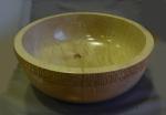Roy Holder, Hornbeam bowl