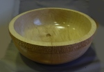 Roy Holder, Hornbeam bowl