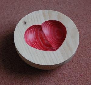 1 Valentine bowl