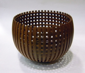Steve's lattice bowl