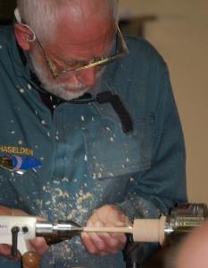2 Mike undercuts piston