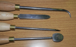 2 Spinning tools