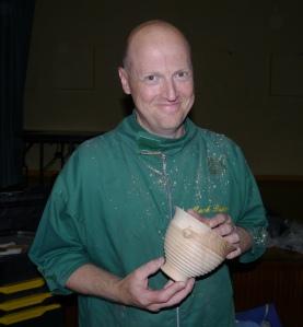 Mark with lidded pot