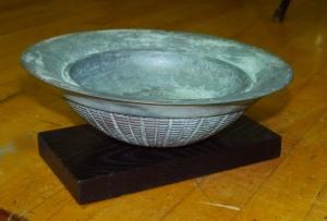 Mark's bronze style bowl