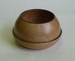 Gerald Nicholson - oak bowl