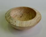 Ian Bartholomew - hornbeam bowl