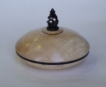 Harry Woollhead, Ash finial box