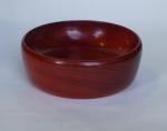 Robert Pearce, Padouk bowl