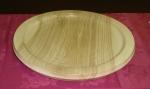 Derek Luke - large ash platter