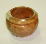 Richard Bray - Yew bowl 2
