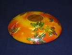 Adrian Smith- Decorated bowl, underside
