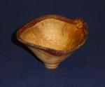 Dave Gibbard, wet oak bowl end grain