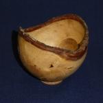 Dave Gibbard, wet oak bowl