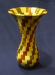 Bob Hope - segmented vase