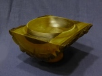 Derek Luke - walnut bowl