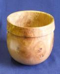 Richard Bray - Oak pot