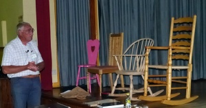 Bob and chairs