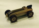 Ian Shatwell, toy car, various wood