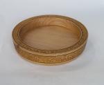 Dave Simpson, Carved cedar bowl
