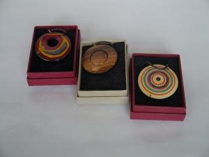 Gary's pendants