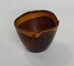 Brian Hannam natural edge bowl