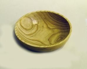Pete Broadbent Ash bowl