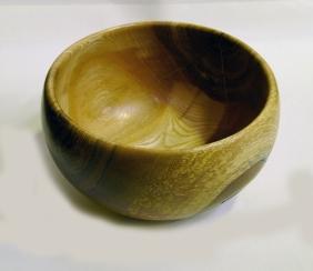 Phil Bristow Oak bowl